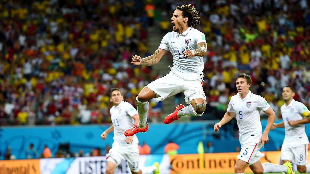 Jermaine Jones vs. Portugal
