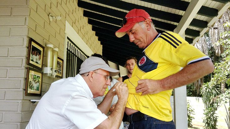 Part of an Escobar tour in Medellin? A stop at Roberto Escobar's house, where he sometimes signs autographs.