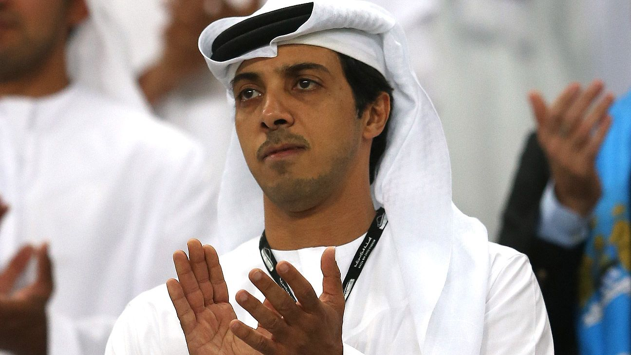 Sheikh Mansour has seen Manchester City win two Premier League titles since becoming owner of the club in 2008.