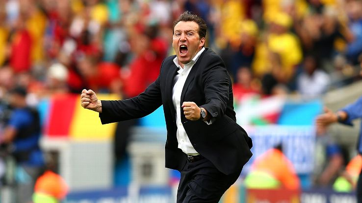 Marc Wilmots' passion for Belgium's progress is tempered by the need to keep perspective for what comes next.