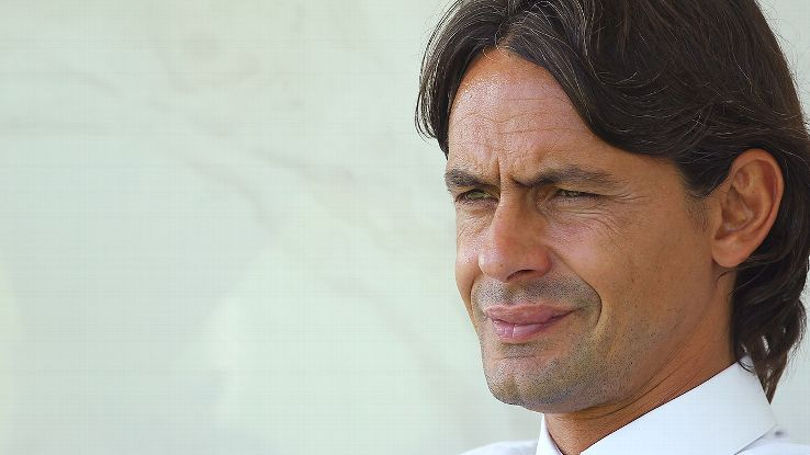 With no European competition to tend to this season, new Milan boss Filippo Inzaghi can concentrate solely on domestic play.