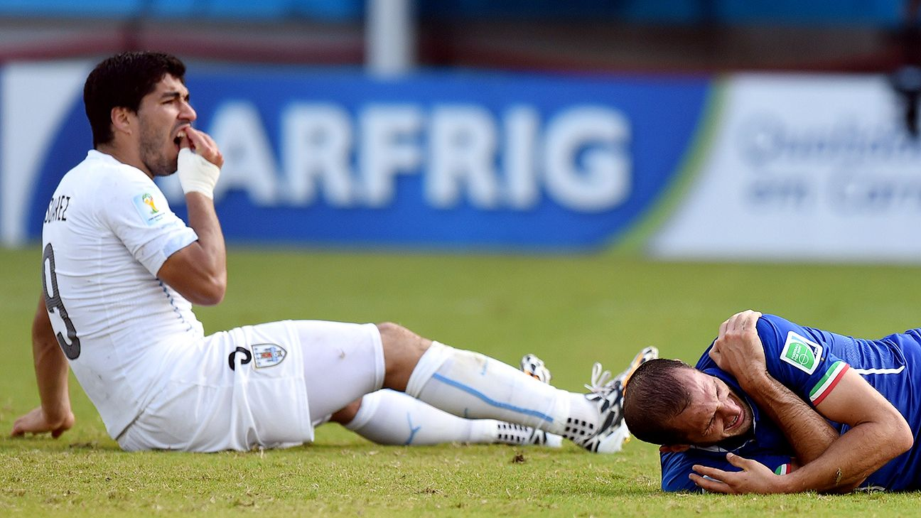 Luis Suarez: FIFA treated me worse than a hooligan after World Cup bite