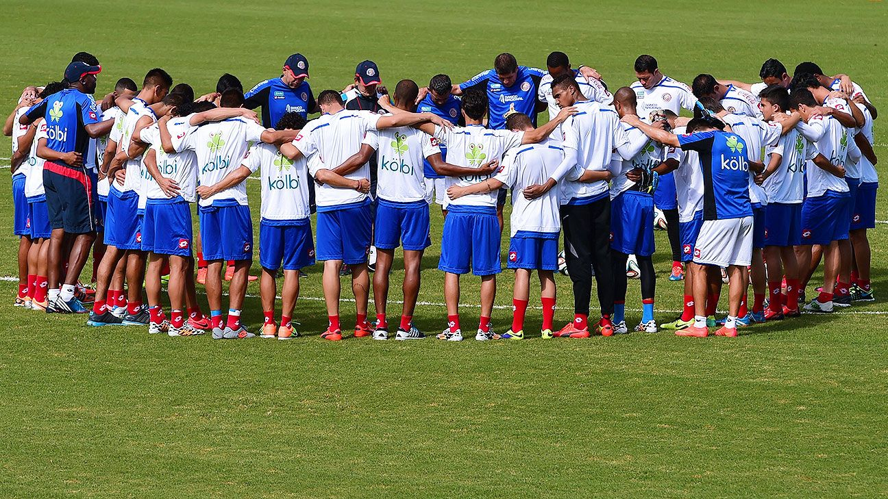 Costa Rica now turn their attention to their second-round matchup with Greece.