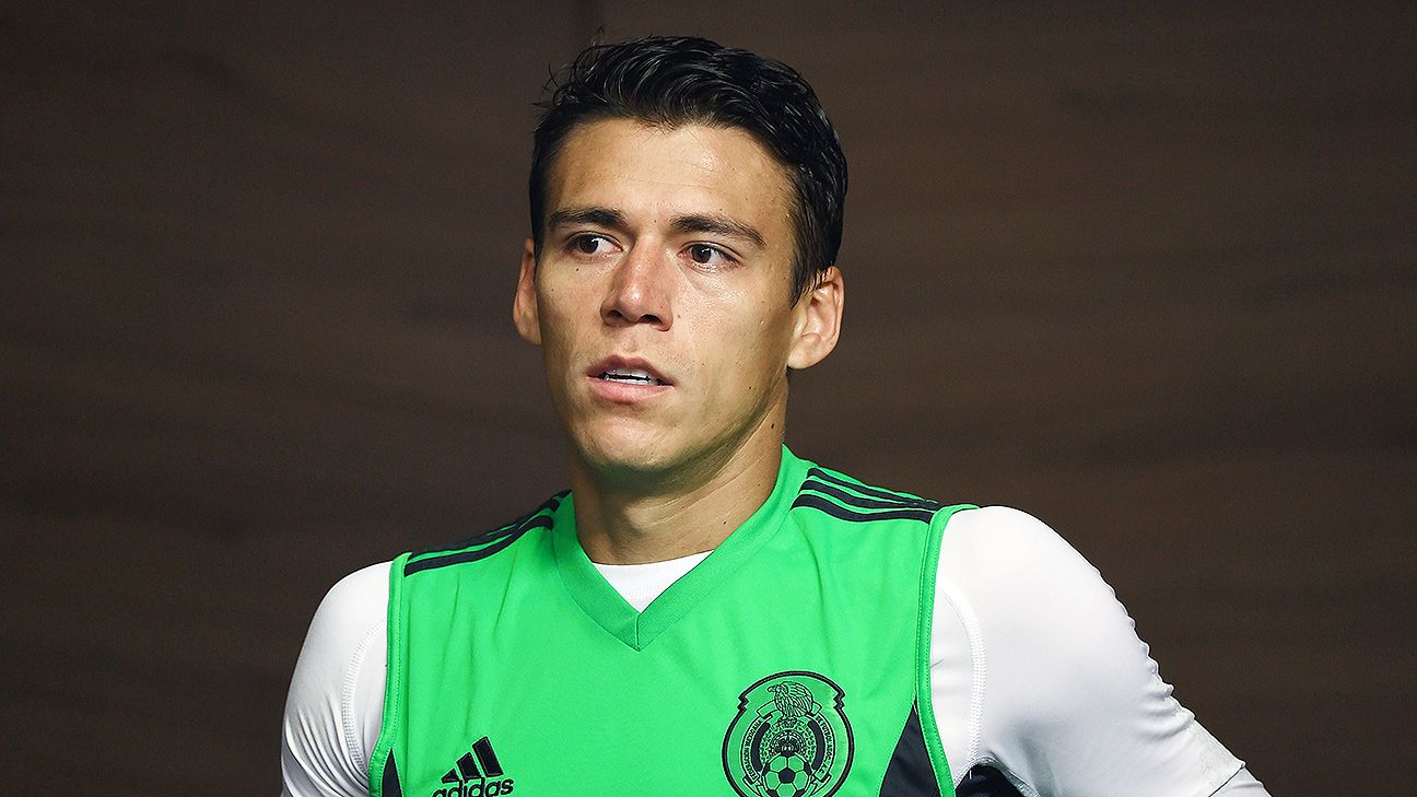 A top performance versus the Netherlands could be the catalyst for a move to a Champions League club for Mexico center back Hector Moreno.