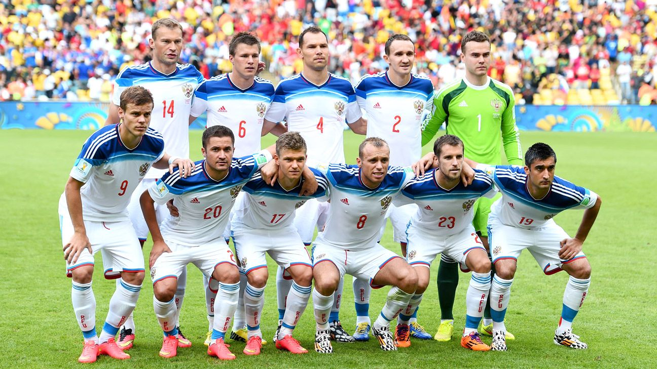 Russia's national team could be so much better if their league was stronger.