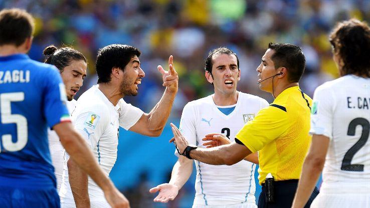 Suarez's Shame