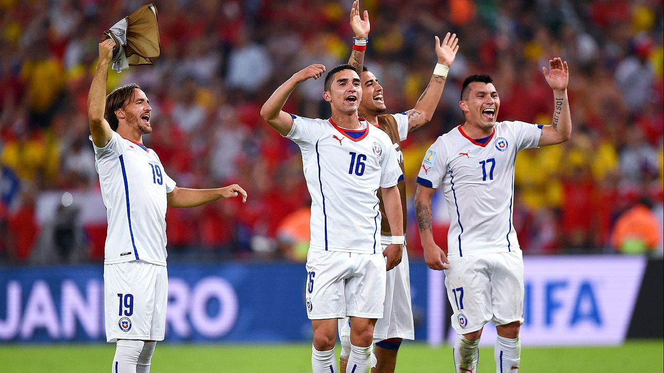 Chile have impressed so far at the World Cup. Can they finally overcome Brazil?