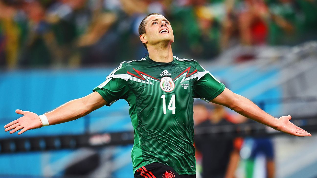 Mexico striker Chicharito' has a complicated history with ...  Mexico striker ...