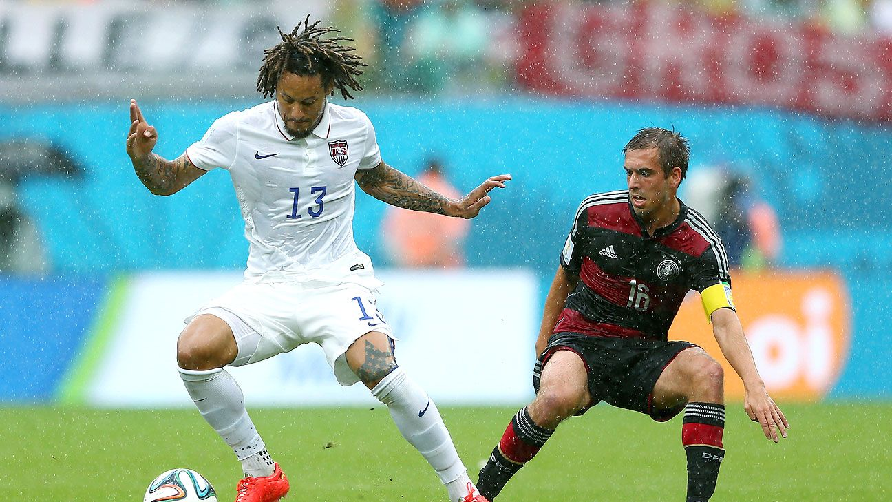 DM. Jermaine Jones -- USA