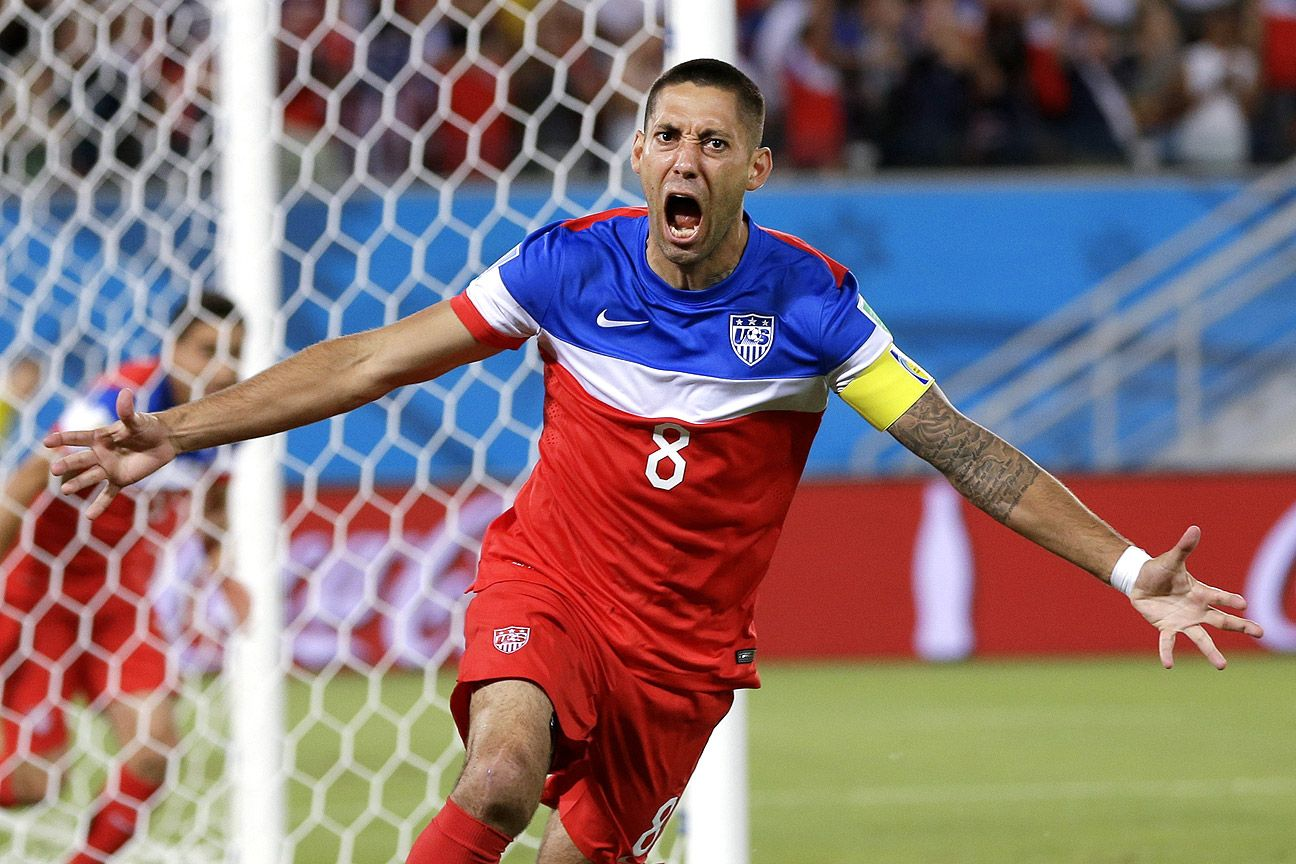 Clint Dempsey personified U.S. soccer's dream: developing creative players with attitude, swagger