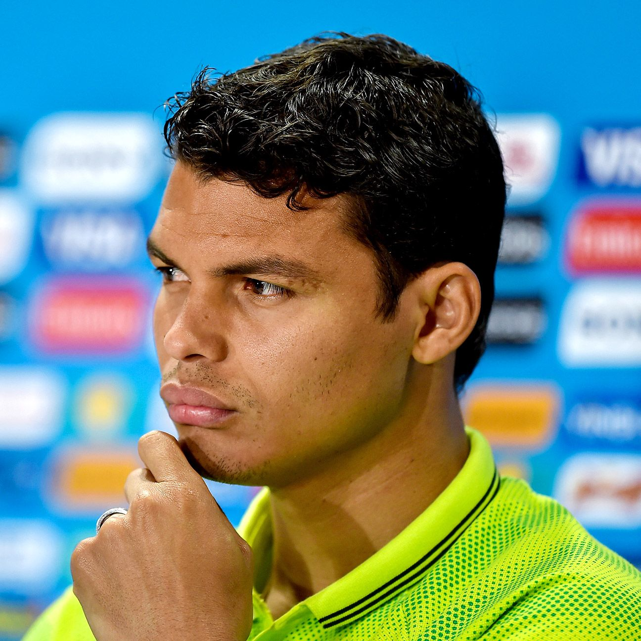 Thiago Silva's emotions have been running high, but he's ready to pair up with David Luiz and anchor the Seleção.