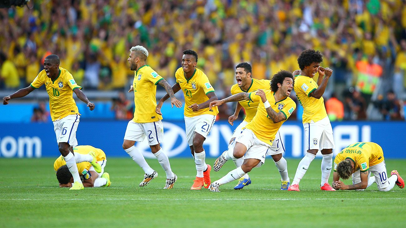 It's imperative that Brazil rally behind their injured star versus Germany and don't let his absence be in vain.