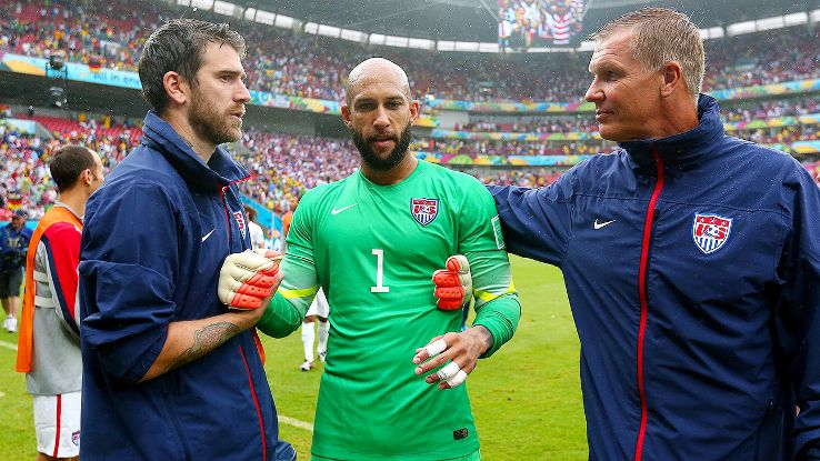 The U.S. bought the second-most World Cup tickets overall, all to watch Tim Howard and Co. in action.