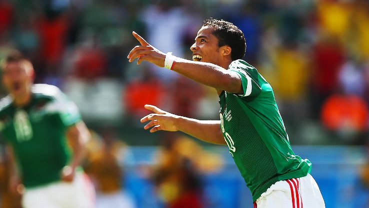 Giovani dos Santos' goal for Mexico in their second round match versus the Netherlands nearly put El Tri in its first World Cup quarterfinal since 1986.
