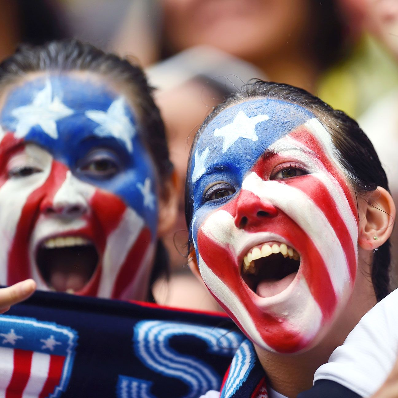 It's clear from both ticket sales and travelling support that the U.S. is a true footballing nation.