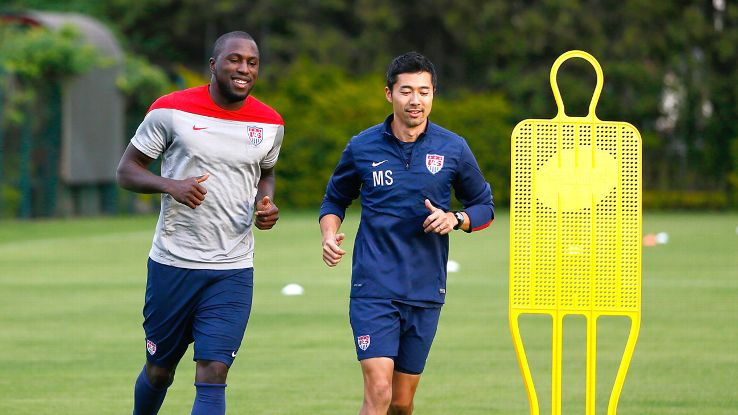 Altidore is one of the more famous USSF residency program alums, but Klinsmann has introduced players from further afield, a good thing overall.