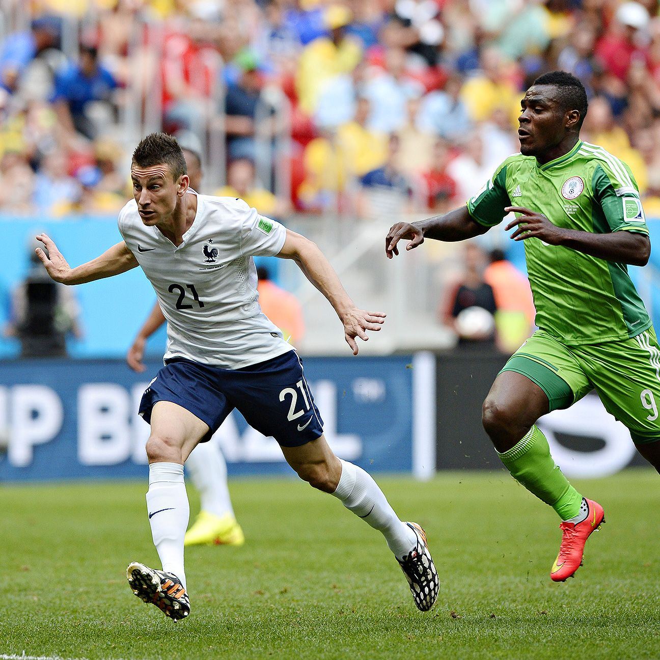 Laurent Koscielny, now starting at centre-back, will play a key role for France at Euro 2016.