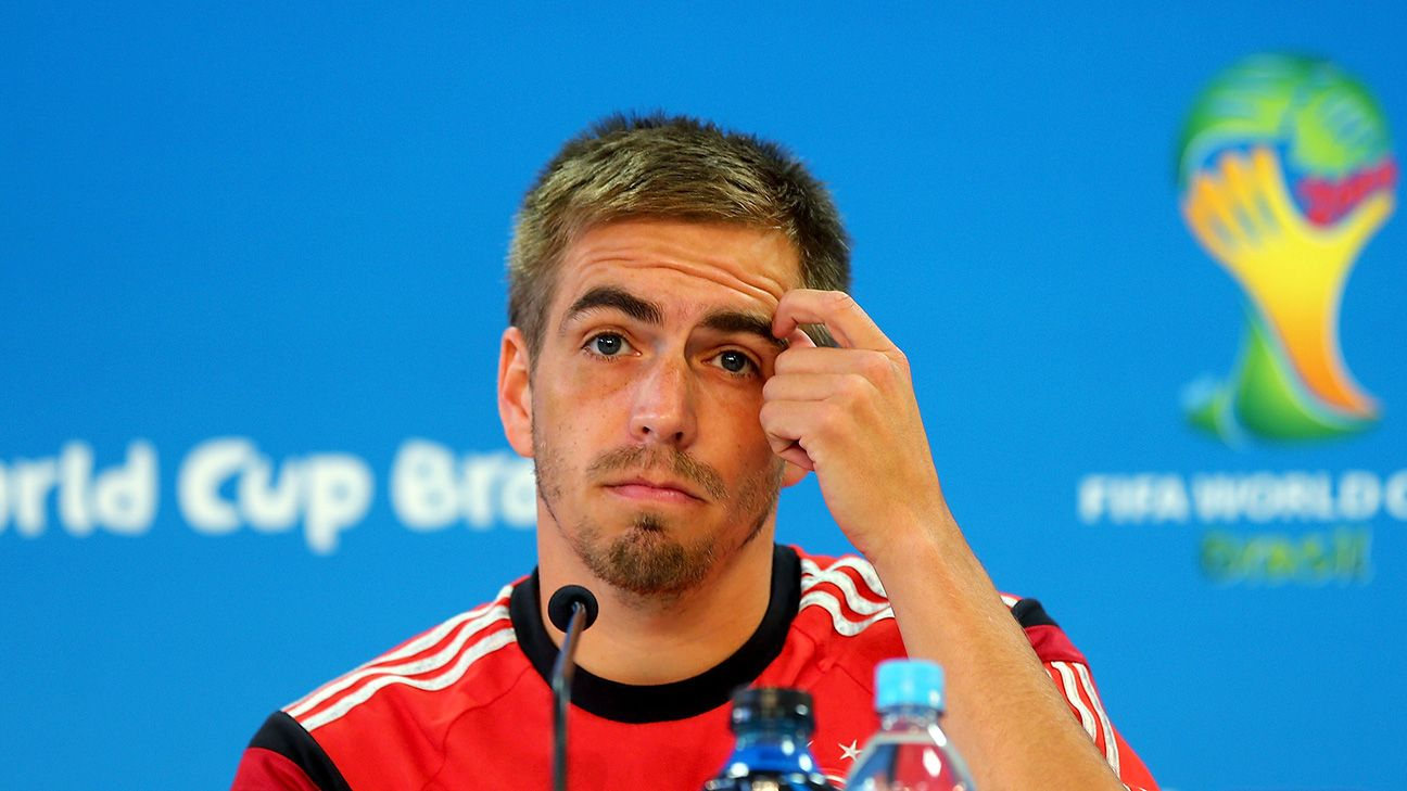 Lahm's renaissance as a central midfielder for Bayern is arguably problematic for this German squad.