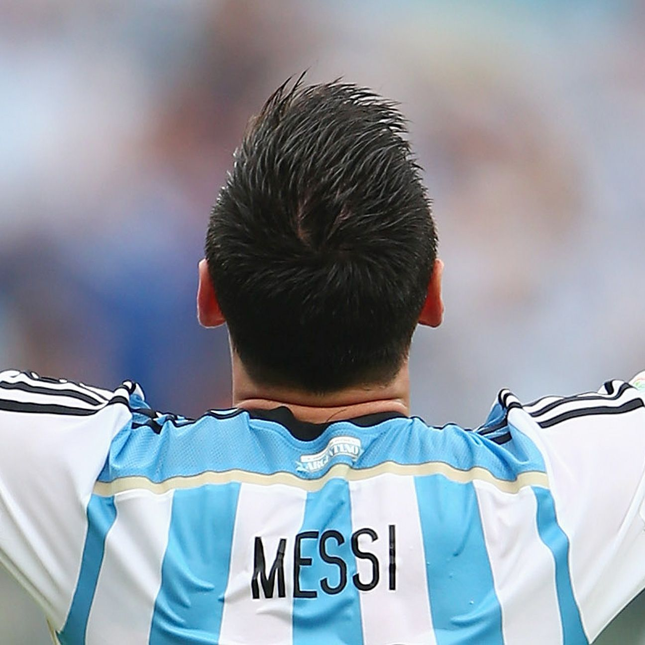 Lionel Messi's finally stepping up at a World Cup. Is it enough for Argentina?