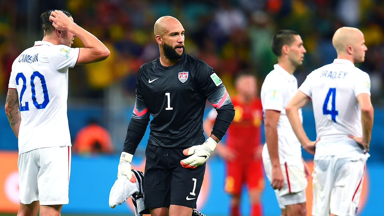 The USMNT came close to reaching the 2014 World Cup quarterfinals but the years since then have not been kind.
