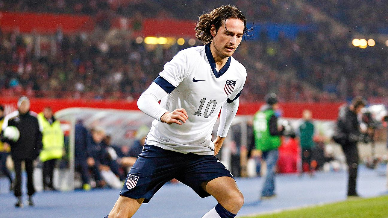 Although he did not play a single minute in Brazil, Mix Diskerud is expected to be a key U.S. player in Russia in 2018.