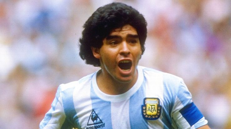 Image result for Diego Maradona