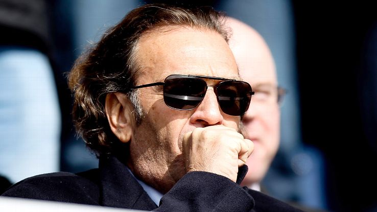 For Massimo Cellino, the number 17 is one to avoid.