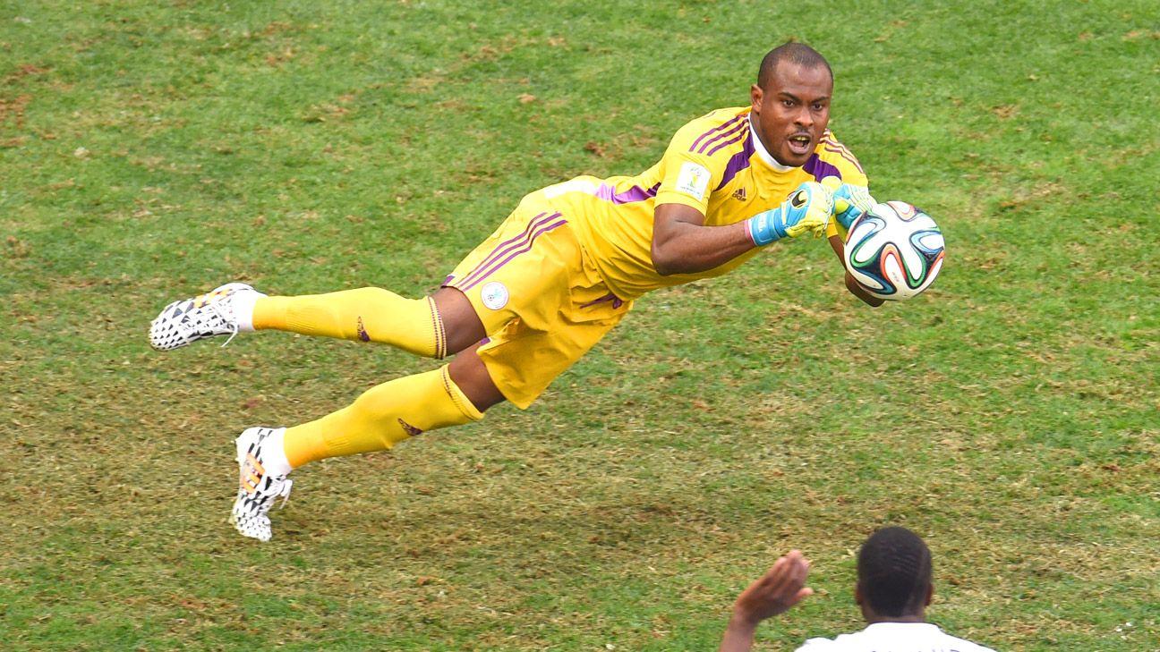 Nigeria keeper Vincent Enyeama deserves Rio Olympics chance ESPN FC