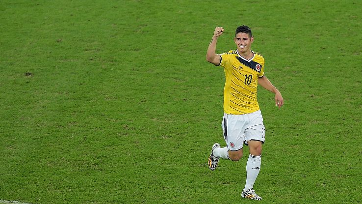 James Rodriguez is a breakout star at this World Cup. But can he lead Colombia to victory vs. Brazil?