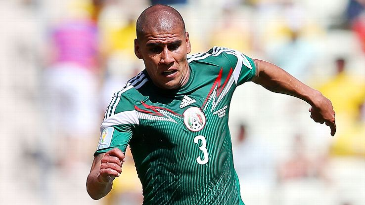 Mexico national team player Carlos Salcido is going straight from World Cup duty to joining his new Chivas teammates for preseason.