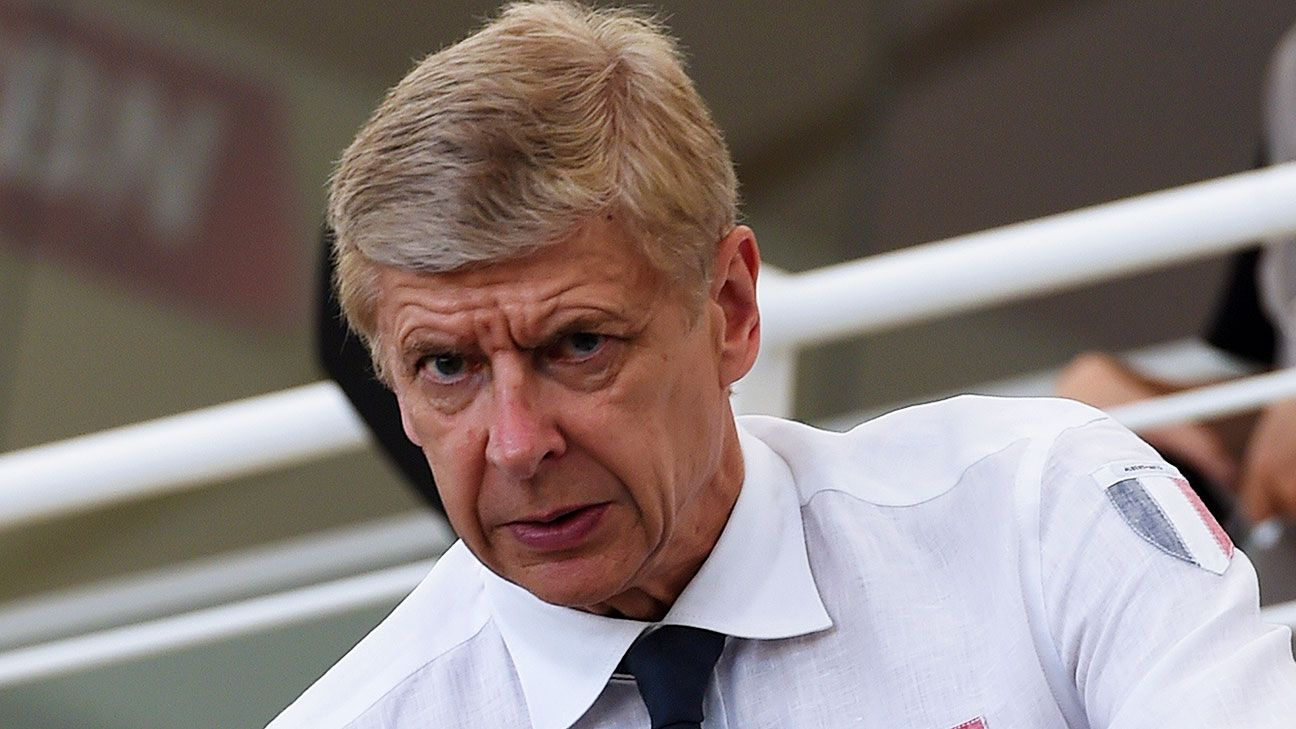 Arsenal boss Arsene Wenger is currently preoccupied with television duties at the World Cup.
