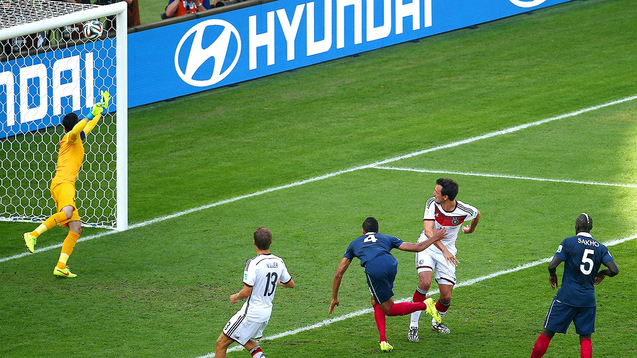 Mats Hummels' fine header briefly sparked the game to life, but the match never lived up to expectations.