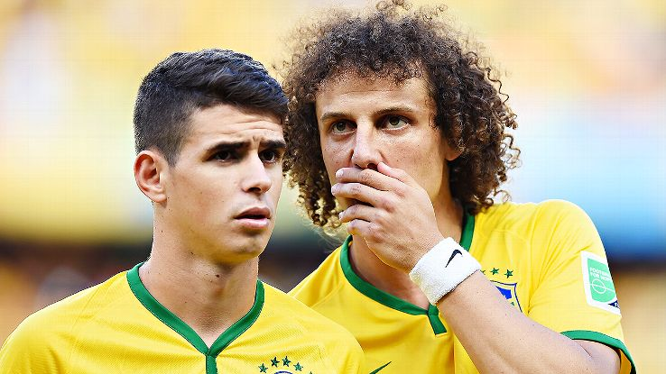 Oscar is far from a natural leader but should thrive if given room vs. Germany.