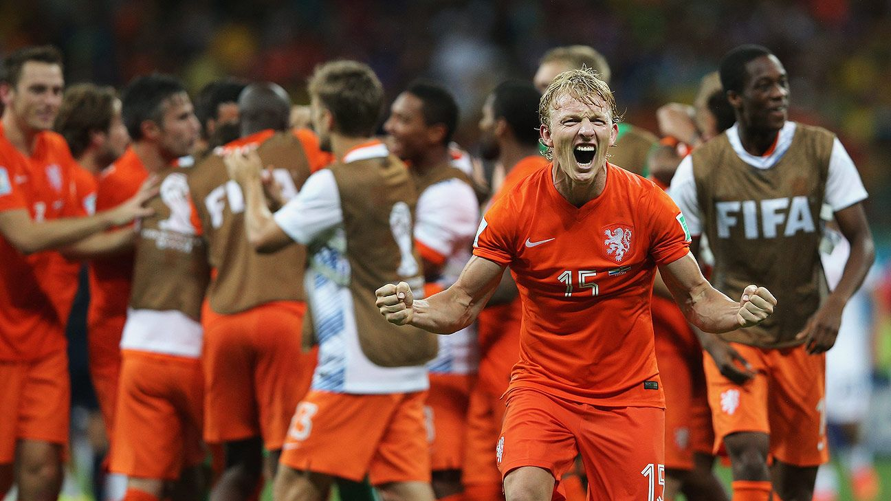 Dirk Kuyt's versatility and commitment have been priceless for the Dutch this summer.