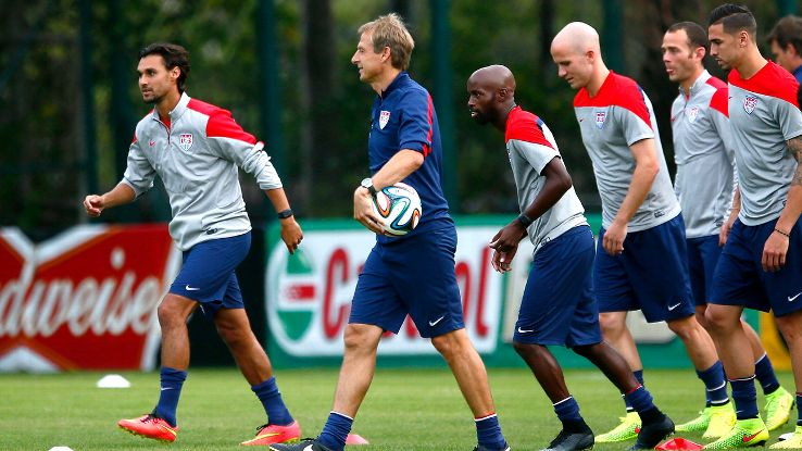 Klinsmann has extracted a lot from his squad thanks to his mastery of motivational techniques.