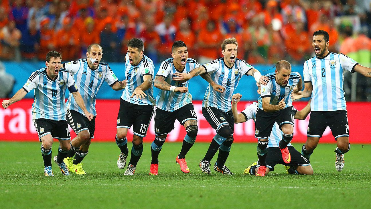 Argentina outlasted the Dutch after a tense semifinal. Their reward? A third World Cup final with Germany.