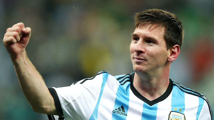 On Sunday against Germany, Lionel Messi will try to lead Argentina to their first World Cup title since 1986.