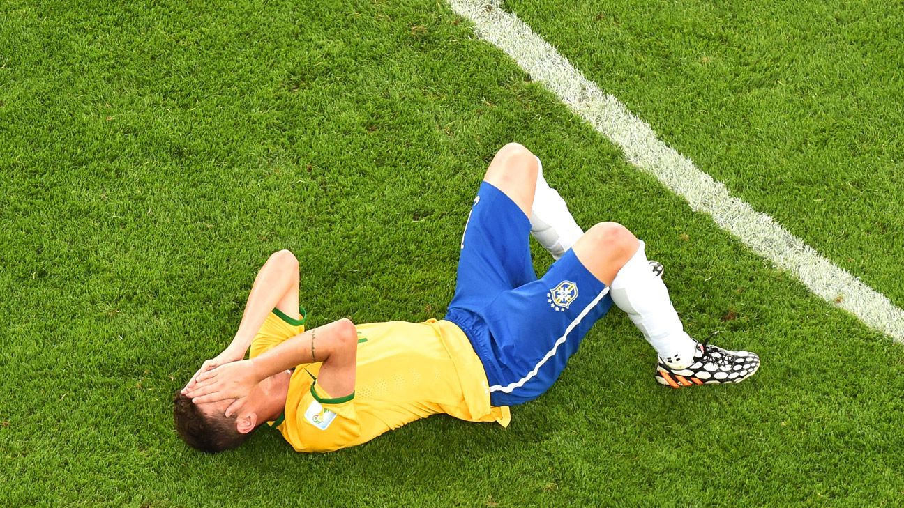 It remains to be seen how long it will take Brazil to recover from Tuesday night's semifinal thrashing.