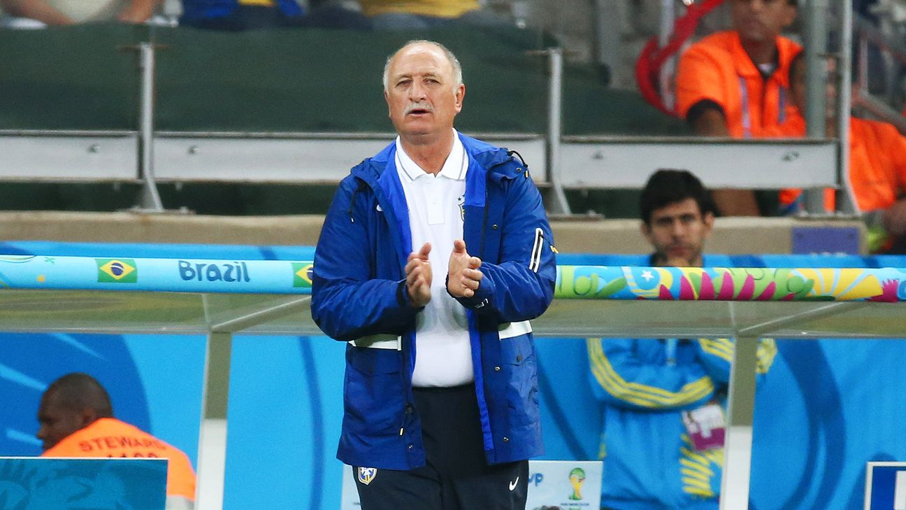 Who to blame? Scolari is one choice but there were endless theories floating around the stadium.