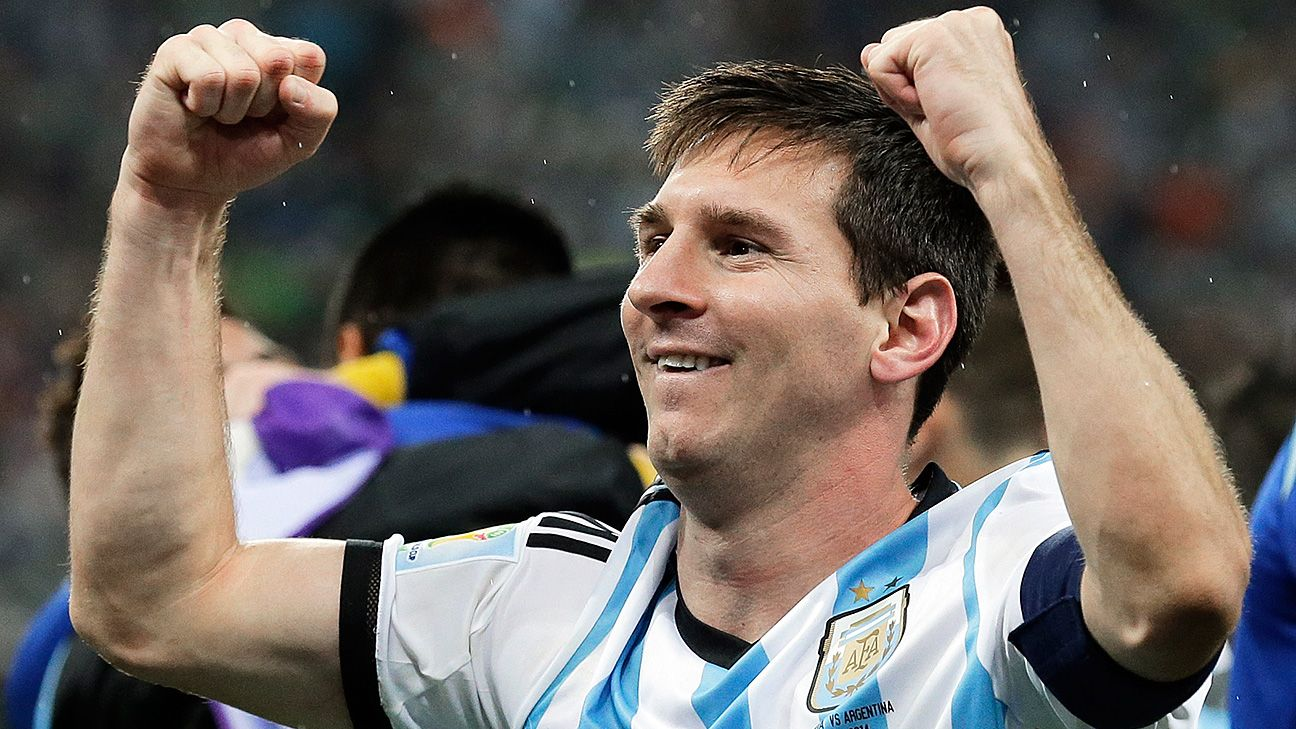 It would take a cold heart not to be rooting for Messi, who stands on the verge of World Cup glory.