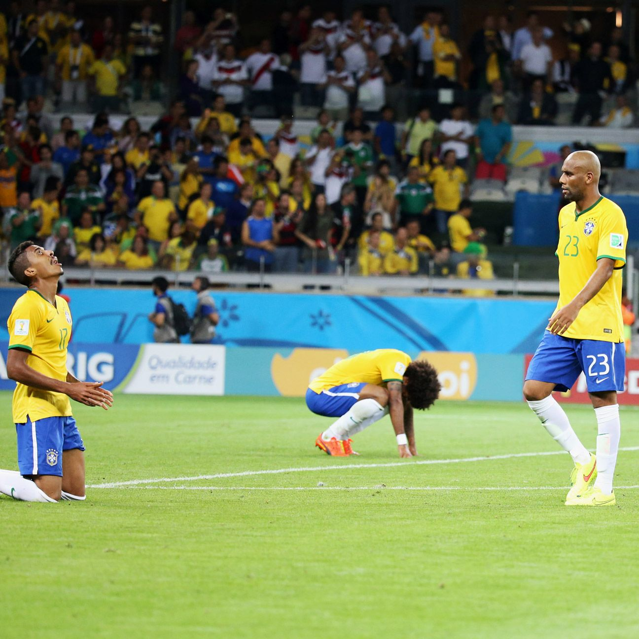 Brazil's epic failure versus Germany makes Saturday's third-place game even more important for morale.