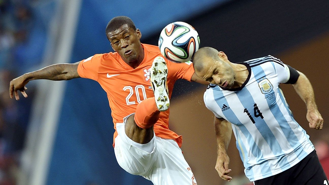Let's hope the World Cup final isn't as brutal as Argentina's win over the Dutch.