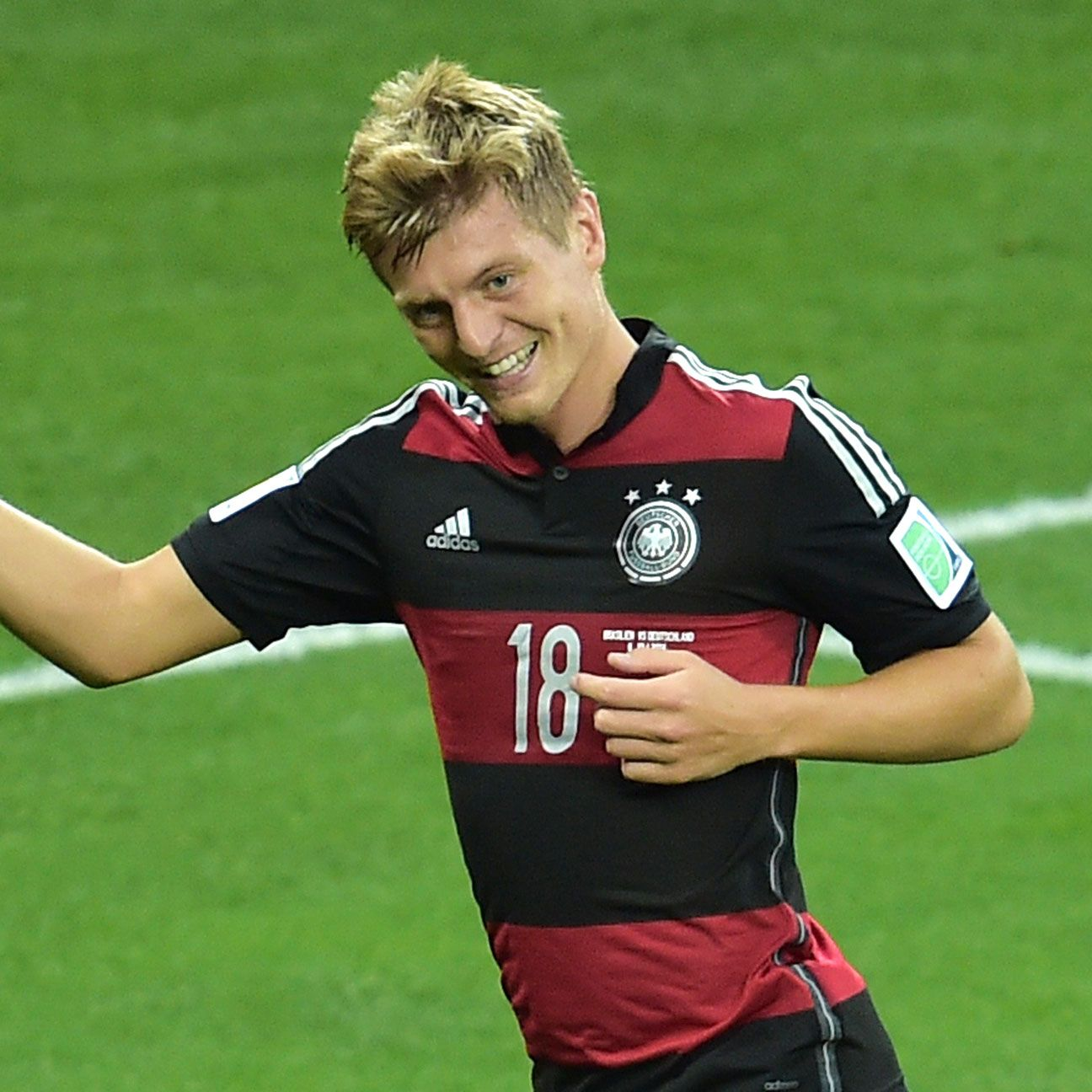 The 2014 World Cup will be remembered as the one in which Toni Kroos broke out to a global audience.