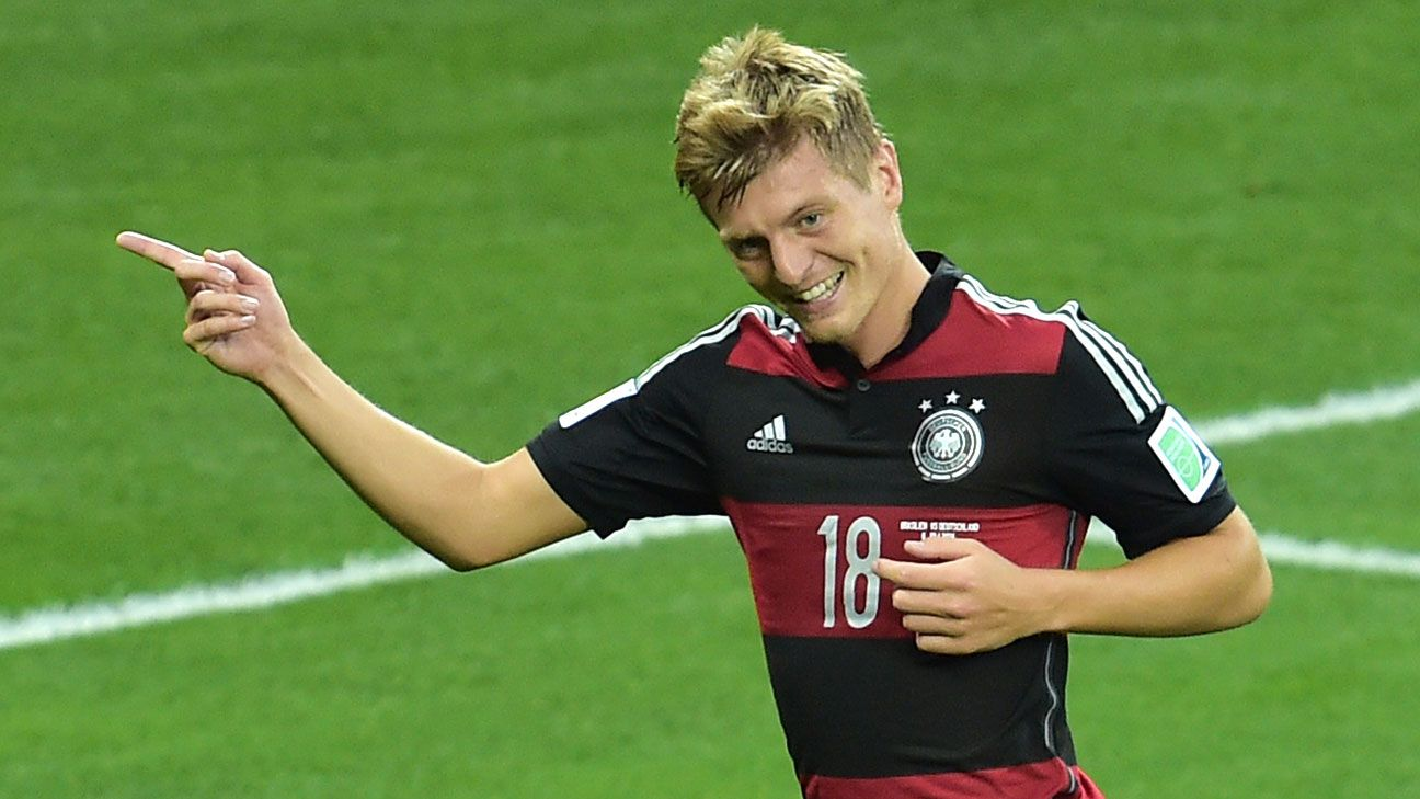 Toni Kroos Germany won t be looking for revenge against Spain