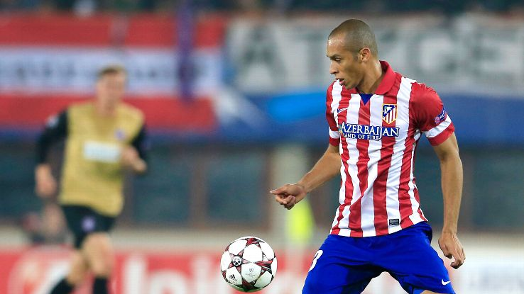 Atletico Madrid defensive stalwart Joao Miranda was not selected to Brazil's 23-man World Cup roster.