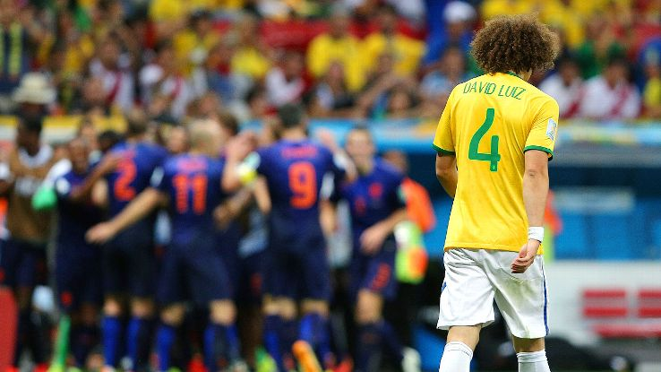 David Luiz and Brazil will have to emerge out of CONMEBOL World Cup qualifying should they want to be in Russia in 2018.