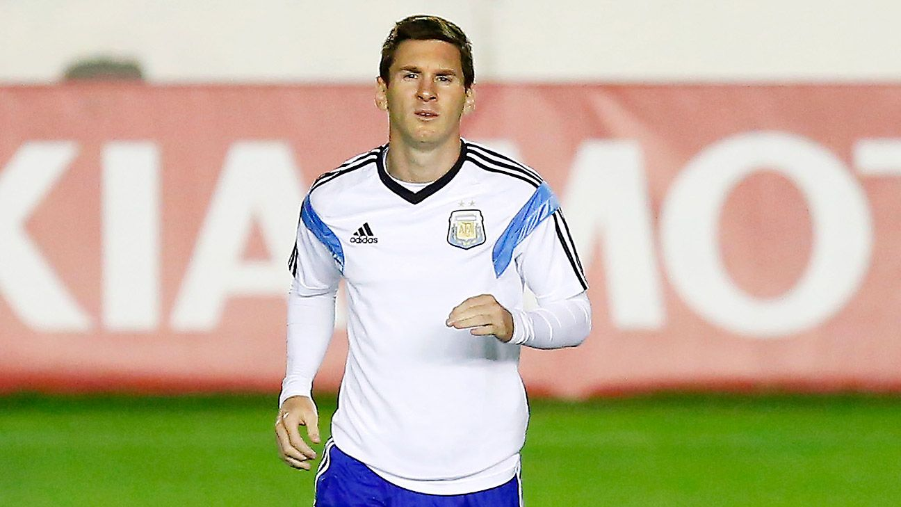 Reports have surfaced that Argentina star Lionel Messi feels tired heading into Sunday's World Cup final.