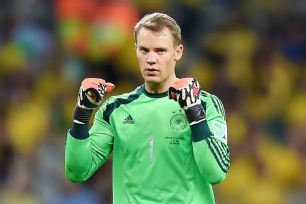 You can make a case for Manuel Neuer being the best player in Brazil this summer.