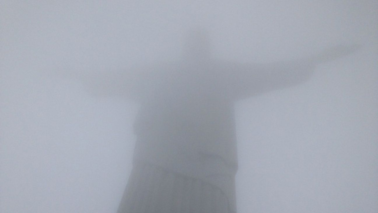 Christ the Redeemer looms over Rio the same way the World Cup has loomed over Brazil this summer.