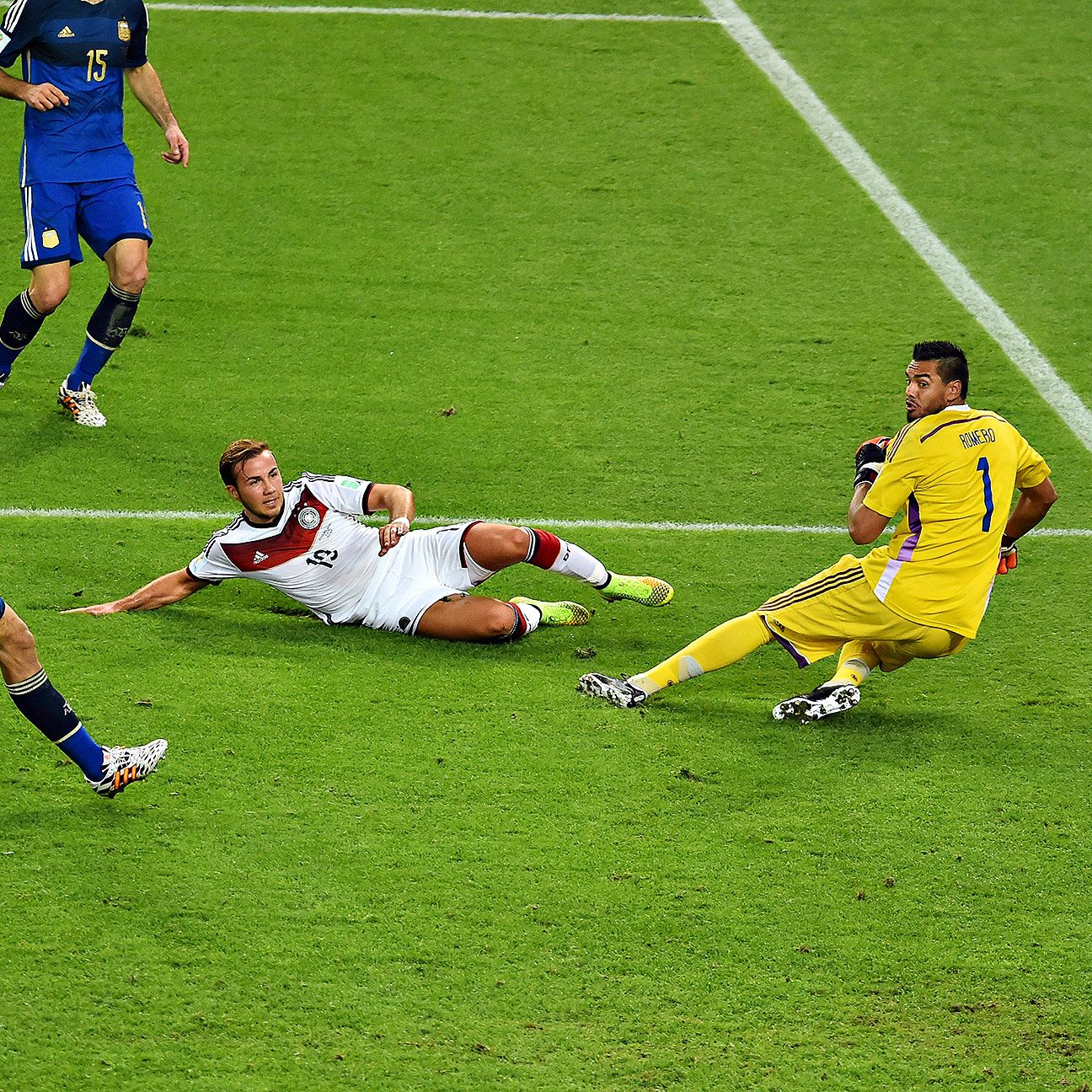 After a tense, agonizing World Cup final, Gotze's goal vs. Argentina was worth the wait.